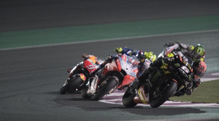 MOTO GP BLOGI   MotoGP jõuab koju