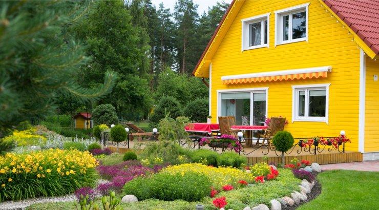 Maakodu erinumbris:  konkursi võidukad kodud ja aiad