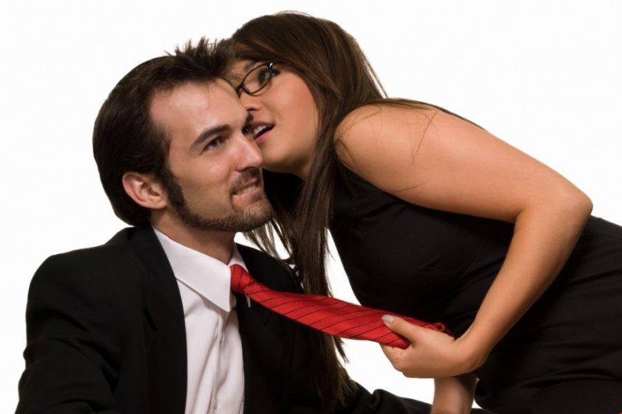 Секс на работе плюсы