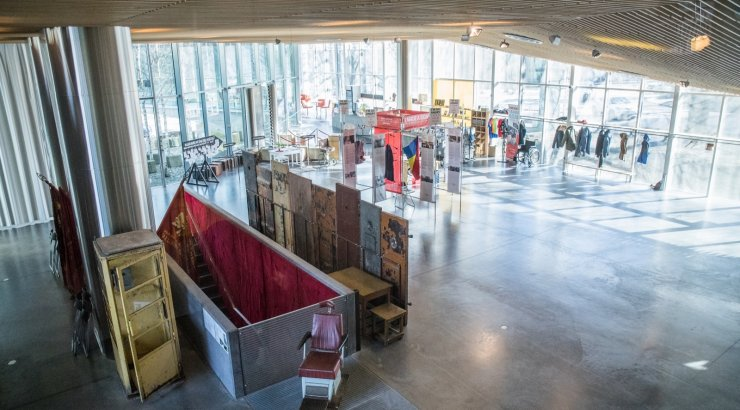 FOTOD ja VIDEOD  Okupatsioonide muuseum hakkab 15-aastast  püsiekspositsiooni välja vahetama - DELFI a25b50c044