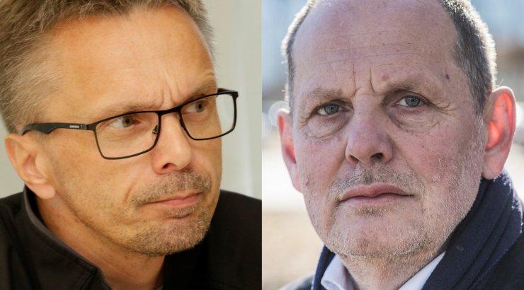 Peeter Ernitsa väited konkurentsisõjast M.V.Wooli vastu ja VTA juhtide vassimisest kinnitust ei leidnud