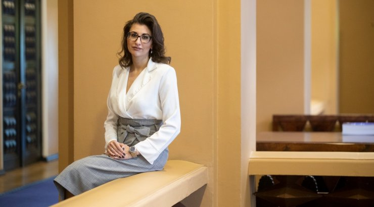 Olga Ivanova: 2014. aastal kehva tervisega kohtu alt vabanenud Ossipenko ruulib endiselt Kohtla-Järvel
