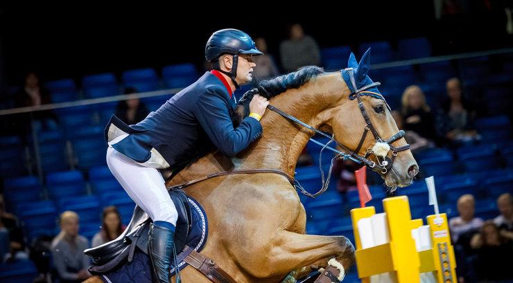 Helsingi Horse Show viimasel päeval eestlastele kaksikvõit, Klettenberg auhinnalistel kohtadel