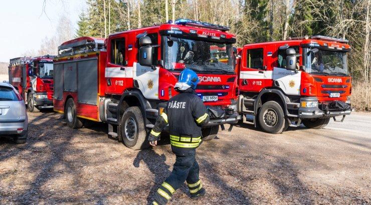 Seitsme kuuga on tulekahjudes hukkunud 19 inimest