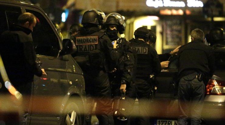 VIDEO:  Hetk, mil džihadistid ründasid Pariisi rokk-kontserdit