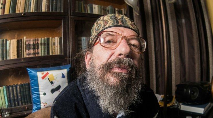 Peeter Volkonski 65: mind teeb kurvaks see, et on kadunud au- ja häbitunne