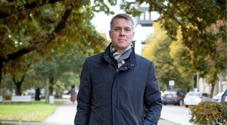 """""""Eestistunud"""" endine tippadvokaat juhib Trumpilt kiita saanud Soome IT-ettevõtet"""