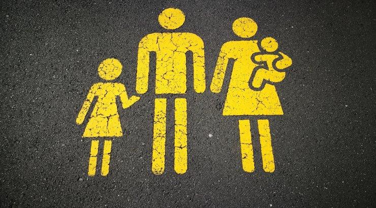 Lastega pered on õnnelikumad alles siis kui lapsed välja kolivad
