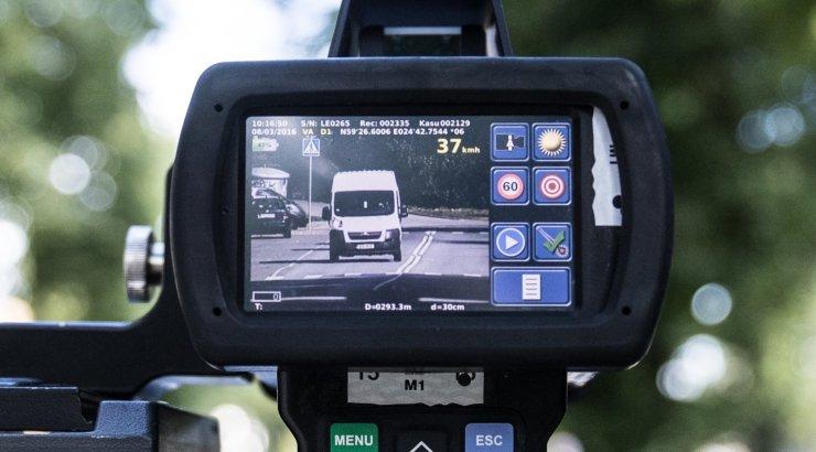 Eesti maanteedel katsetatav uus karistusmeede pälvis The Economisti tähelepanu