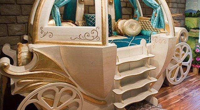 Isegi staarbeebidele liig:  10 lollilt luksuslikku asja lastele, mis maksavad enam kui mõne eestlase kodu või auto!