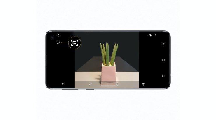 Samsungi S10 ja Note10 kaamerad said olulise tarkvarauuenduse