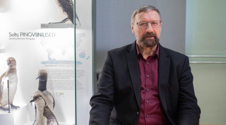 FORTE INTERVJUU | Bioloog Raivo Mänd: kas viirustel on mõte