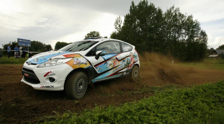 Eesti autoralli meistrivõistlused jätkuvad Lätis maineka Kurzeme ralliga:
