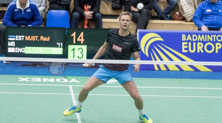 Raul Must alustas Norra turniiri kahe võiduga ja pääses veerandfinaali