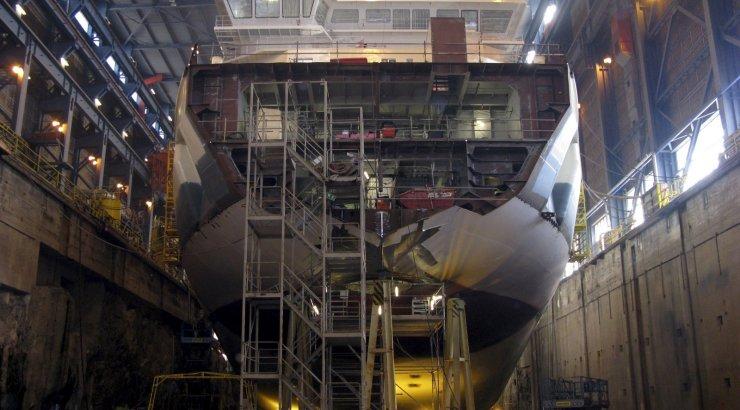 Vene riik müüb Helsingi laevaehitusfirma venelastele
