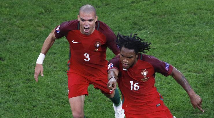 99d05a1cf53 FOTOD: Portugal võitis Poolat penaltiseerias ja pääses poolfinaali! - Sport