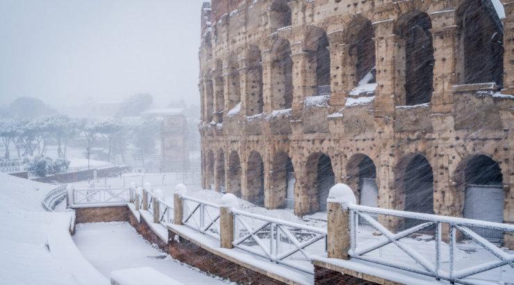 Kas mäletad 2018. aasta rekordkülma veebruarikuud?