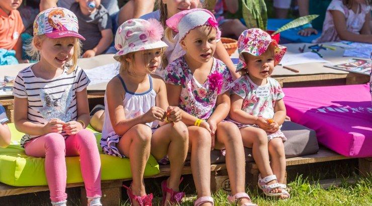 ea3a1d7c0ab VAHVAD FOTOD | Pärnus toimub Rõõmsate Laste Festival, kus lustivad tuhanded  pered - Pere ja kodu