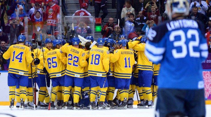 Rootsi peatas Soome ja Selänne
