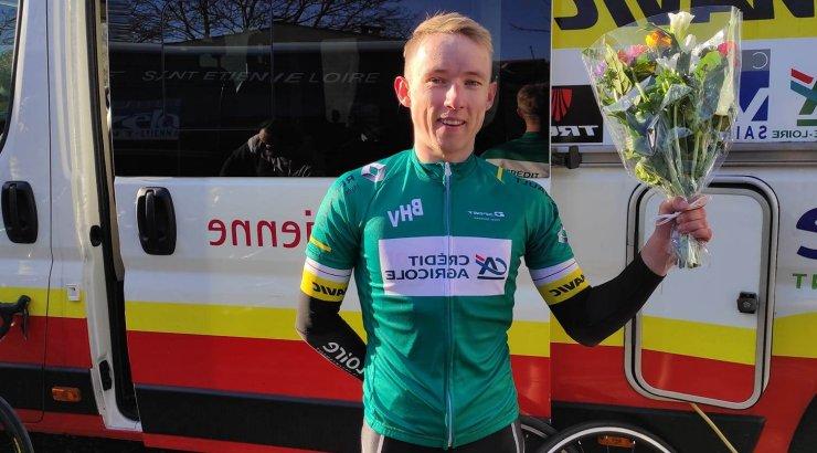 Eesti rattur saavutas Prantsusmaal viienda koha