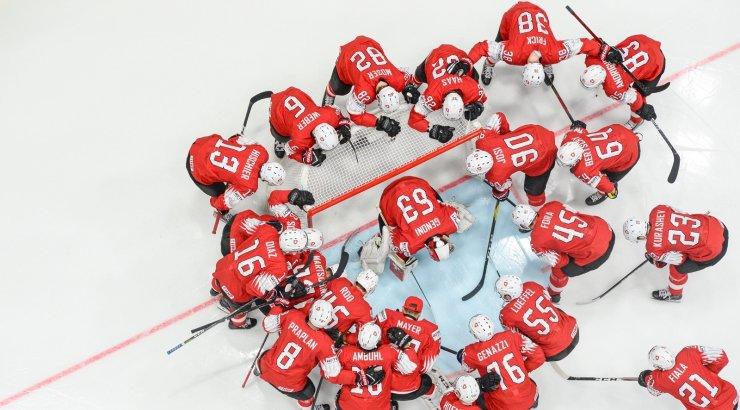 VIDEO | Šveits jätkab jäähoki MM-i täiseduga, võit ka USA-le