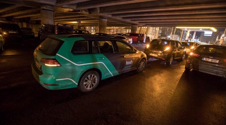 615174a0aa2 Taxify vastus sõidukikaardiprobleemile: puudub kiire probleem, mida  lahendada