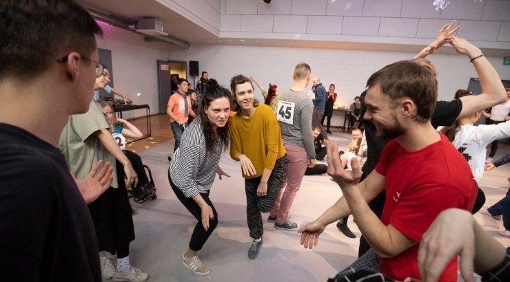Rahvusvahelise tantsupäevaläkitus 2019: tants toob meid tagasi juurte juurde