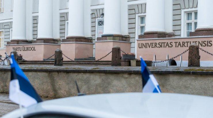Madis Kanarbik: pärast õpingute lõppu jääb Eestisse umbkaudu neljandik siin õppinud välismaalastest. Seda on liiga vähe