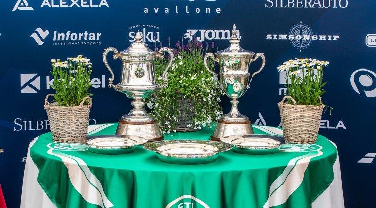 OTSE DELFI TV-s | Kes kroonitakse Eesti meesüksikmängu ja naiste paarismängu meistriks?