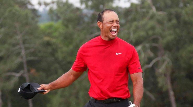 Kas kõigi aegade rikkaim sportlane Tiger Woods tõuseb nüüd veel uutesse kõrgustesse?