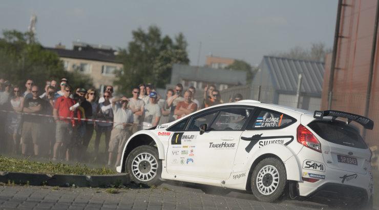 Timmu Kõrge ja Erki Pints sihivad 47. Saaremaa ralli võitu: