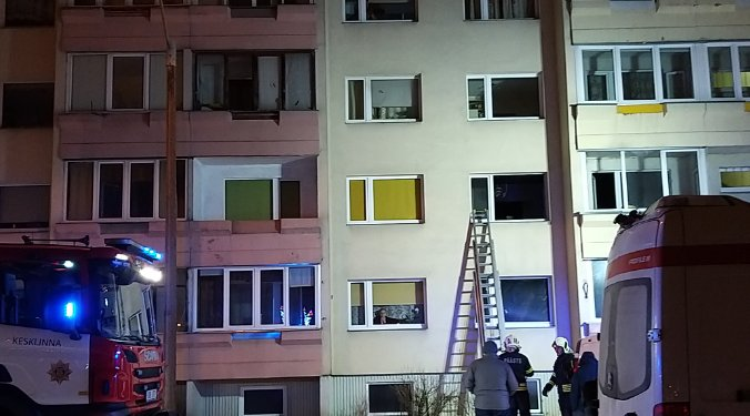 Гибель в огне: пожарные только через несколько дней нашли труп
