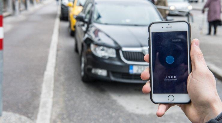 Uber Tallinna