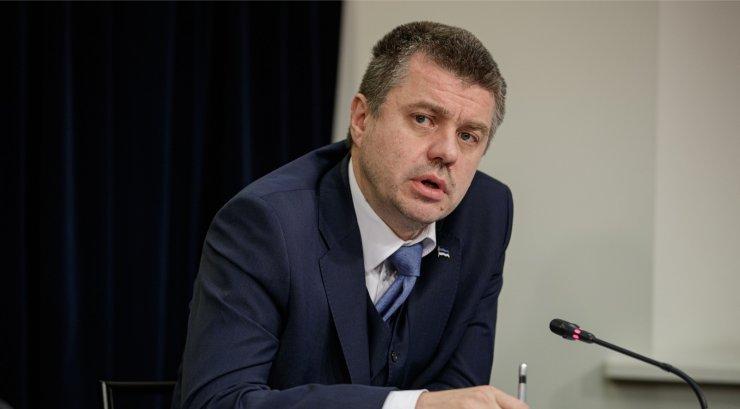 Urmas Reinsalu tahab protestida selle vastu, et Kreml soovib Eesti vallutamist saluudiga tähistada