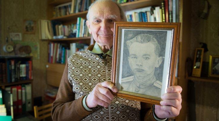 Valentin Villemsoo:  Nõukogude armeesse läksin vabatahtlikult