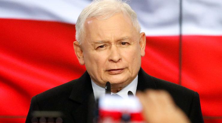 Poola võimupartei sai üldvalimistel ajaloo parima tulemuse