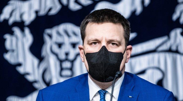 Jüri Ratas soovib koroonapiirangute kohest karmistamist