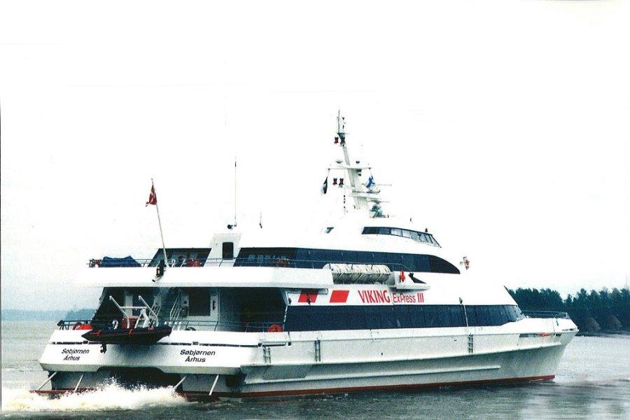 Viking Express Tallinna