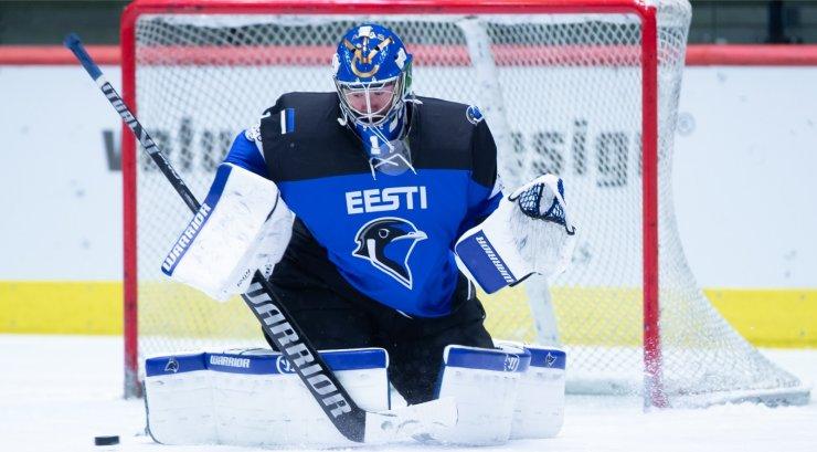 92ad5b38ade Eesti jäähokikoondise väravavaht MMist: Rootsi on ülikõva, Venemaa ...