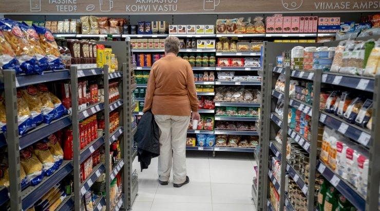 Konkurents jaekaubanduses teenib tarbijat ja suretab poode