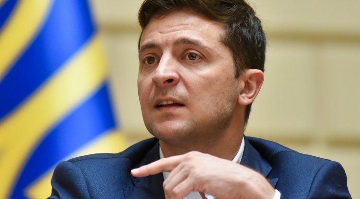 Küsitlused: Zelenskõi parteid saadab valimistel edu