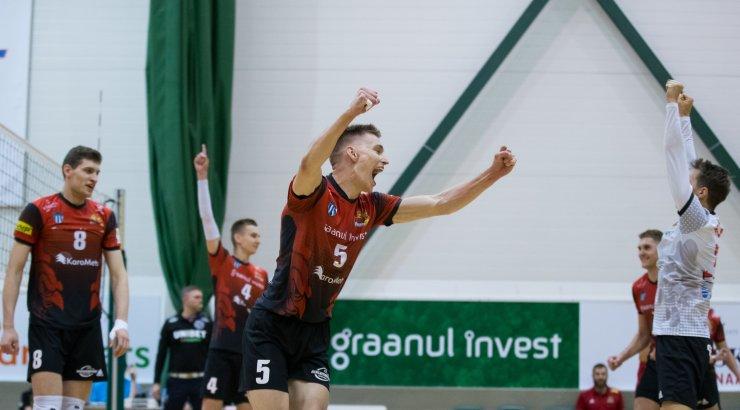 Selver teenis vahegrupis teise võidu, alistades Pärnu