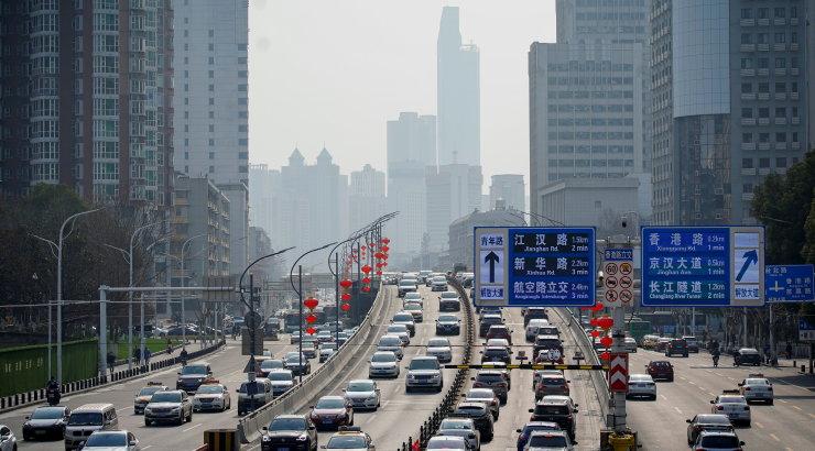 WHO Hiina-missioon leidis võimalikke jälgi koroonaviiruse suurema esialgse puhangu kohta 2019. aastal