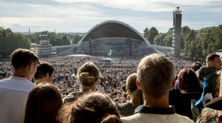 Laulupeo mõju turismisektorile kestab kauem kui vaid peonädal