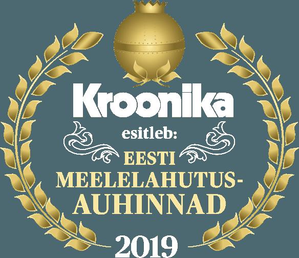 Kroonika esitleb: Eesti meelelahutusauhinnad
