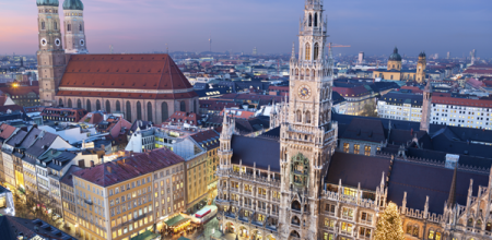 Linnareis Münchenisse