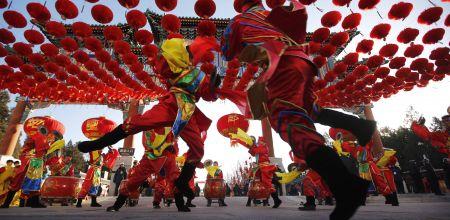 Hiina 2019 uusaastapidustused Tallinnas