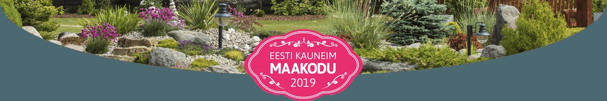 Eesti kauneim maakodu 2019