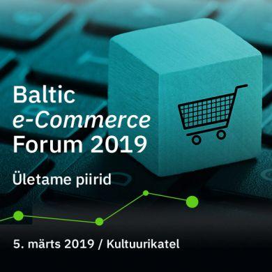 Baltic e-commerce Forum
