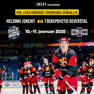 Tallinn Hokey Weekend 2020